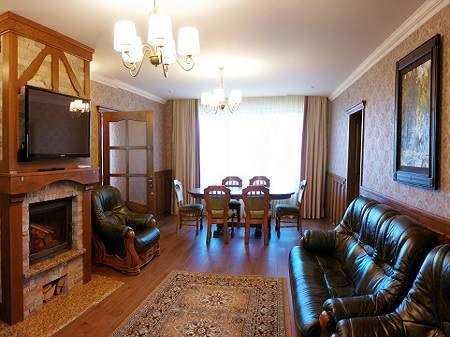 Готель Золота Гора Апартаменти