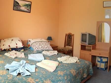 Санаторий Солнечное Закарпатье 2-местный 1 категории