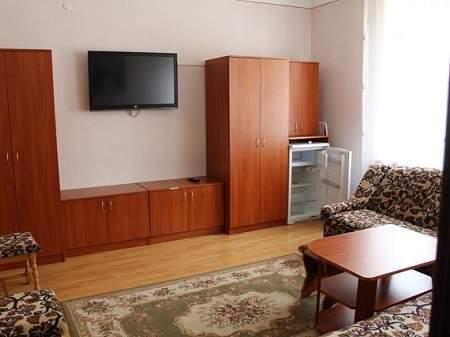 2-кімнатний Люкс 2 категорії