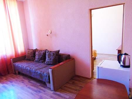 Санаторий Поляна 2-комнатный Люкс