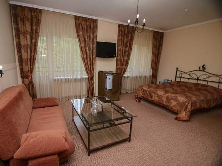Санаторий Горная Тиса 1-комнатный Семейный