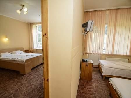 Санаторий Горная Тиса 2-комнатный Семейный