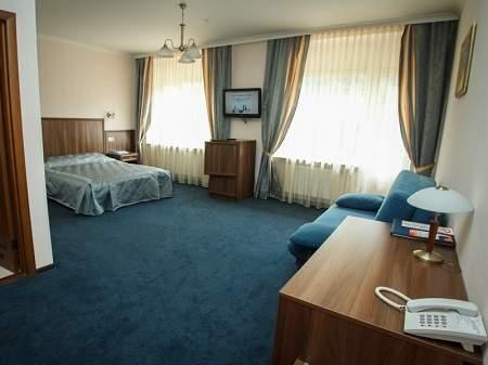 Санаторий Горная Тиса 1-комнатный Kvasy Deluxe