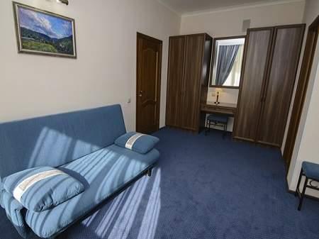 Санаторий Горная Тиса 2-комнатный Kvasy Deluxe