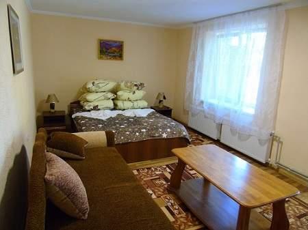1-кімнатний Люкс (Корпус №2)