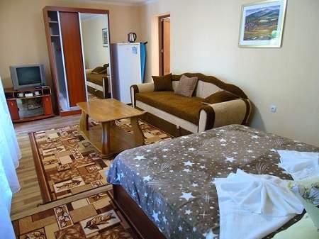 Санаторий Шаян 1-комнатный Люкс (Корпус №2)