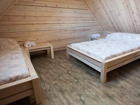 Отель Черная Гора 5-местный Стандарт