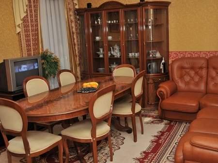 Санаторій МЦР Залізничників Номера в VIP корпусі