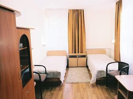Санаторий Березовый Гай 2-местный