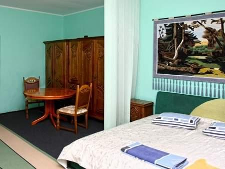 Санаторій Перлина Поділля 1-кімнатний Люкс