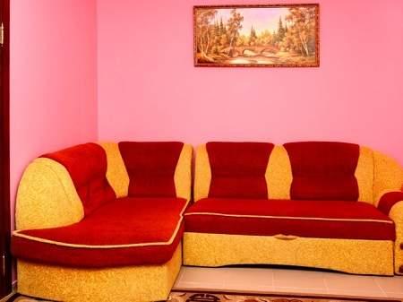 Санаторій Перлина Поділля 3-кімнатний Люкс