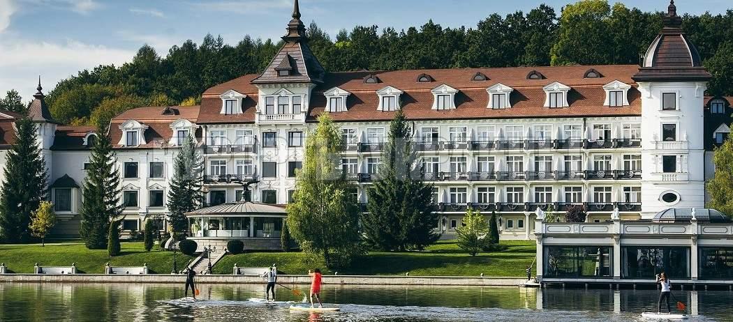 Отель Edem Resort Medical & SPA (Эдем Резорт) - Львов, с. Стрелки
