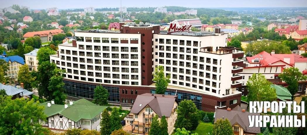 Отель Mirotel Resort & Spa (Миротель) Трускавец