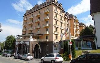 Готель Роял Гранд (Royal Grand) Трускавець