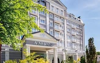 Отель Алкор Трускавец