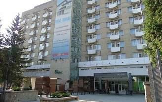 Отель Весна Трускавец