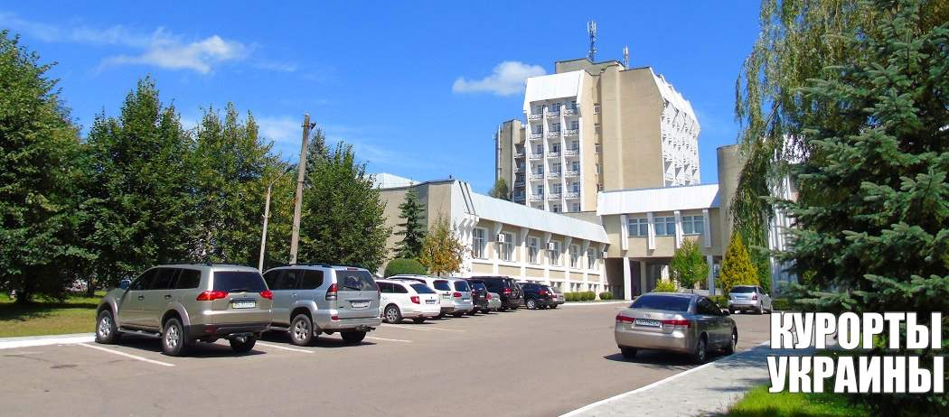Санаторий Жемчужина Прикарпатья Трускавец