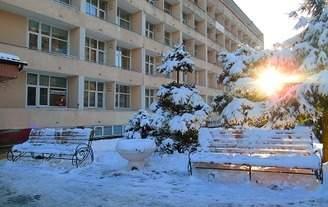 Санаторій Воєнний Трускавецький