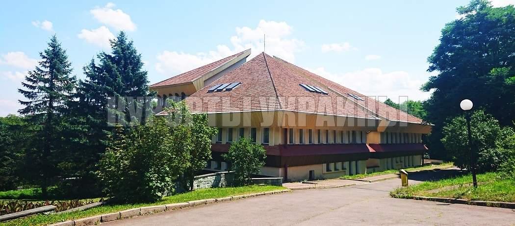 Cанаторий Хрустальный Дворец Трускавец