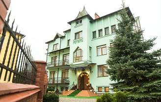 Отель Европа Трускавец
