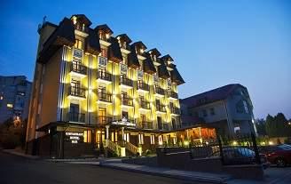 Готель Золота Корона Трускавець