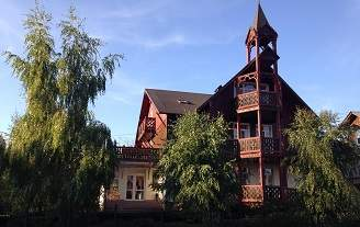 Готель Набі Трускавець