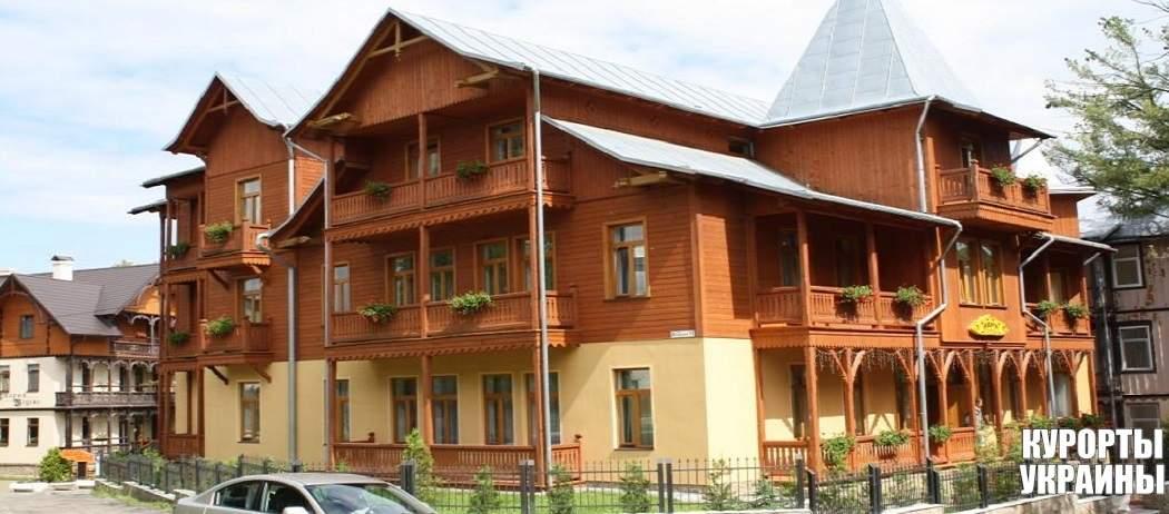 Отель Парк Трускавец