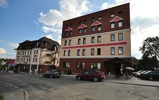 Готель Соламія Трускавець