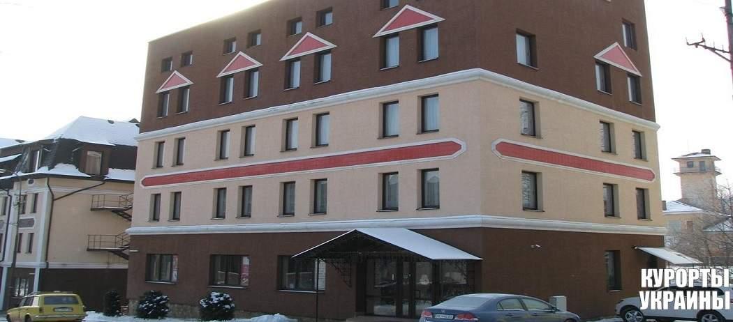 Отель Соламия Трускавец