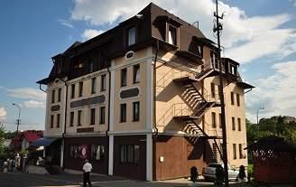 Отель Хелли Трускавец