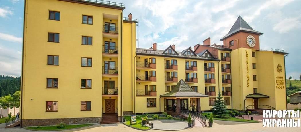 Готель Київська Русь Східниця