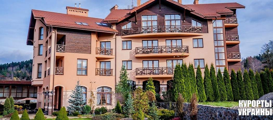 Готель Респект Східниця