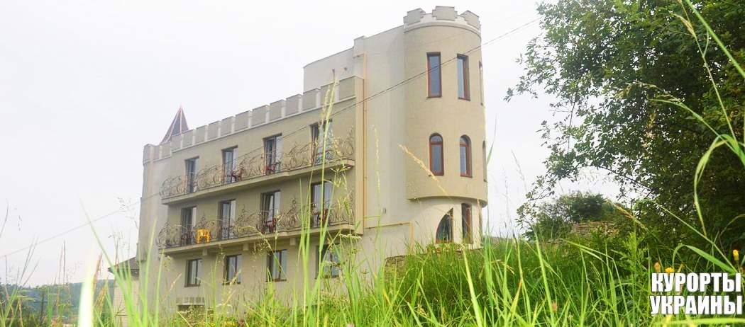 Готель Три Корони Східниця