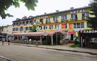 Отель Парк Моршин