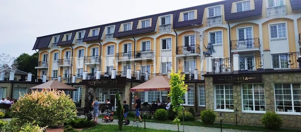 Готель Богдан Моршин