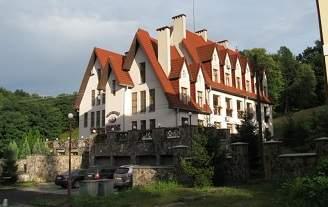 Санаторий Висак Закарпатье (Шаян)
