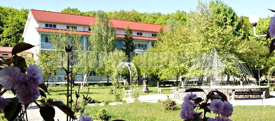 Санаторий Теплица Закарпатье (Виноградов)