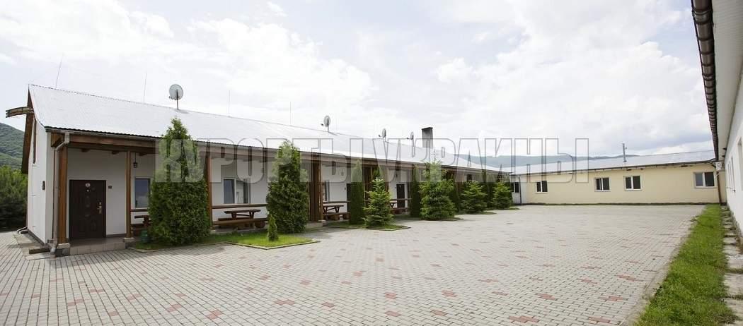 Санаторій Трембіта Закарпаття (Велятино)