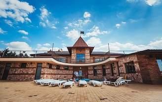 Отель Золотая Гора Закарпатье (Ужгород)