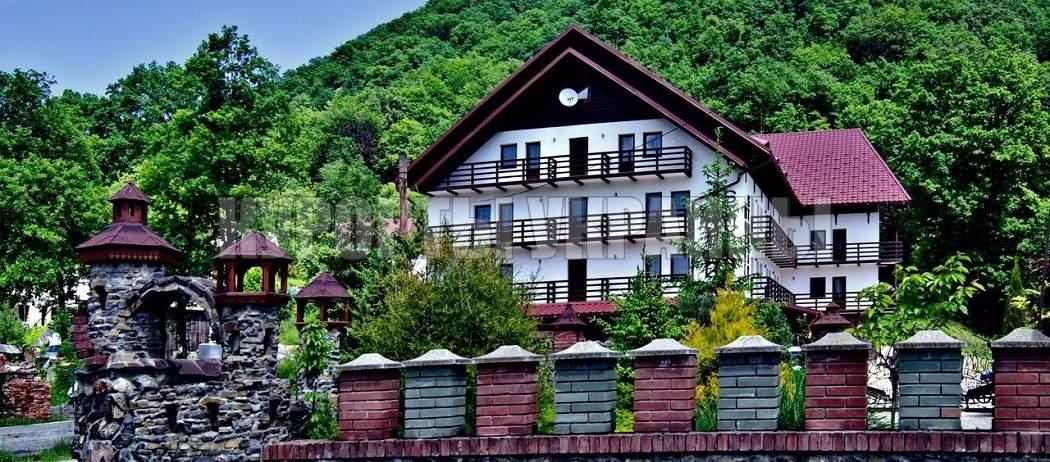 Отель Ступарь Закарпатье (Шаян)