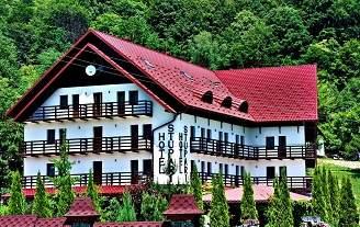 Готель Ступарь Закарпаття (Шаян)