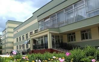 Санаторий Березовый Гай Миргород