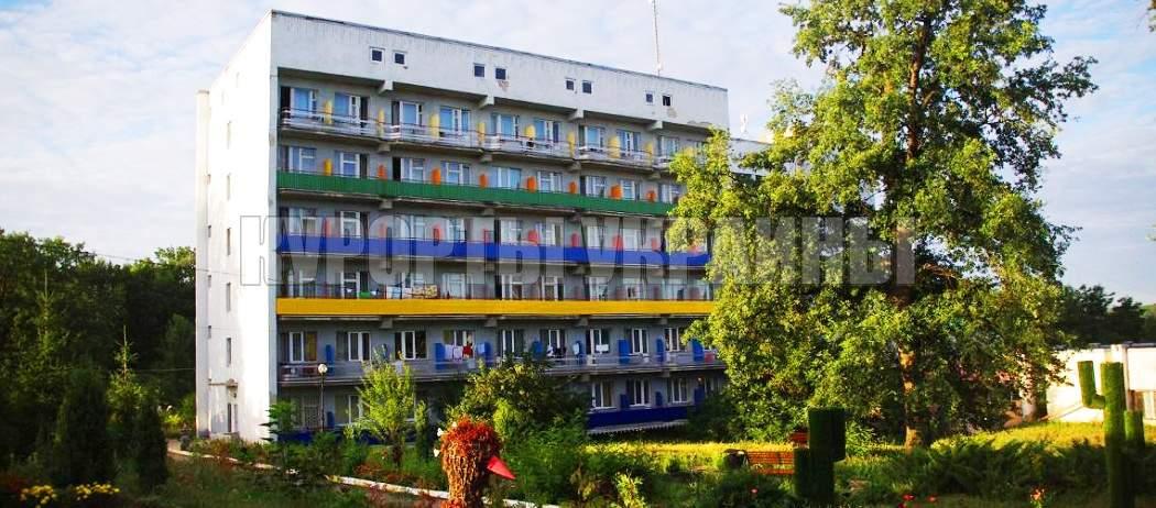 Санаторій Роща Харьків (смт. Пісочин)
