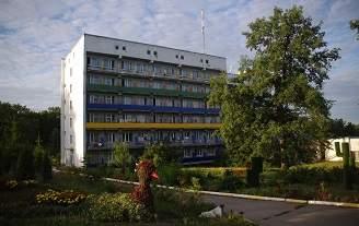 Санаторий Роща Харьков (пгт. Песочин)