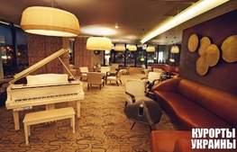 Отель Миротель ресторан