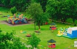 Санаторій Ріксос-Прикарпаття дитяча площадка