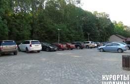 Шале Грааль парковка