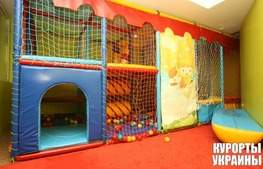 Отель Роял Гранд детская комната