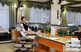Санаторій Карпати столова