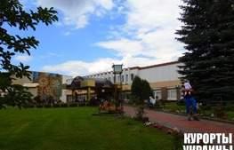 Санаторий Карпаты территория